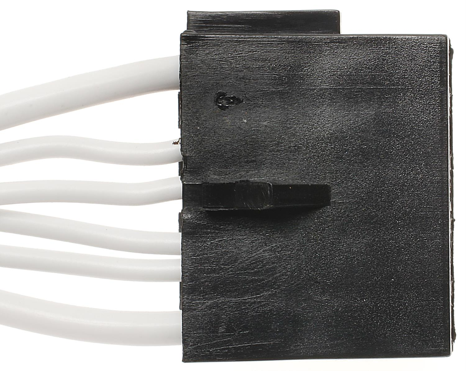A/C Compressor Clutch Hold-In Relay Harness Connector