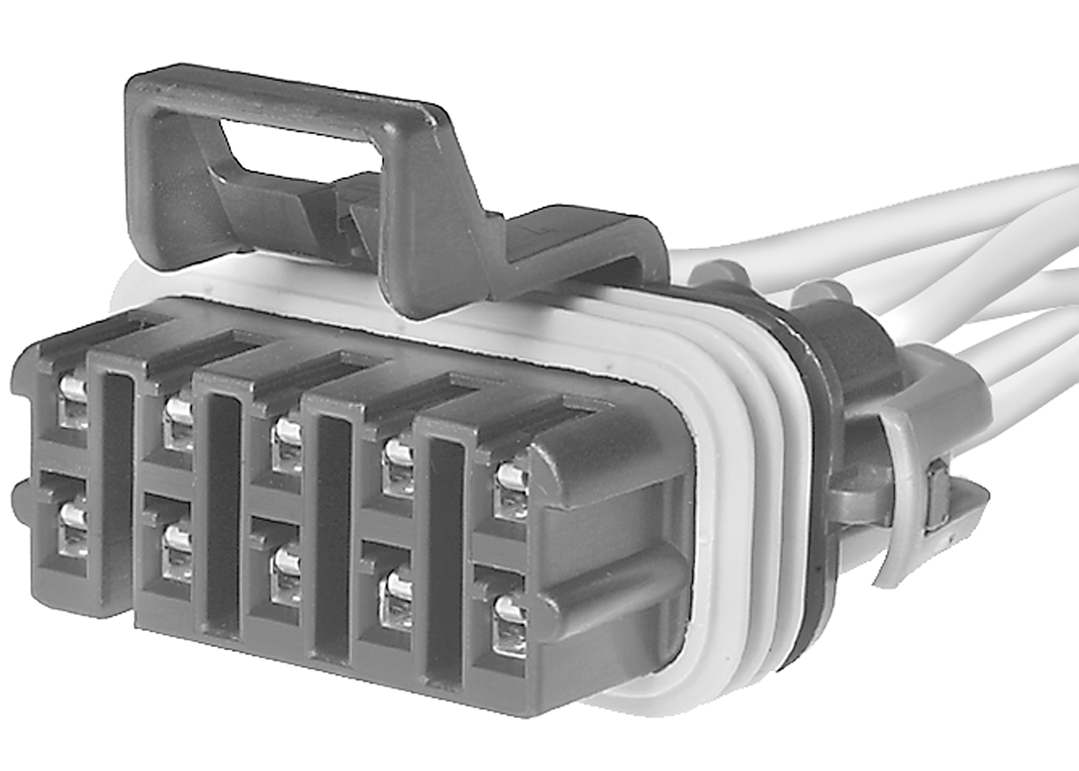 Brake Fluid Level Switch Connector