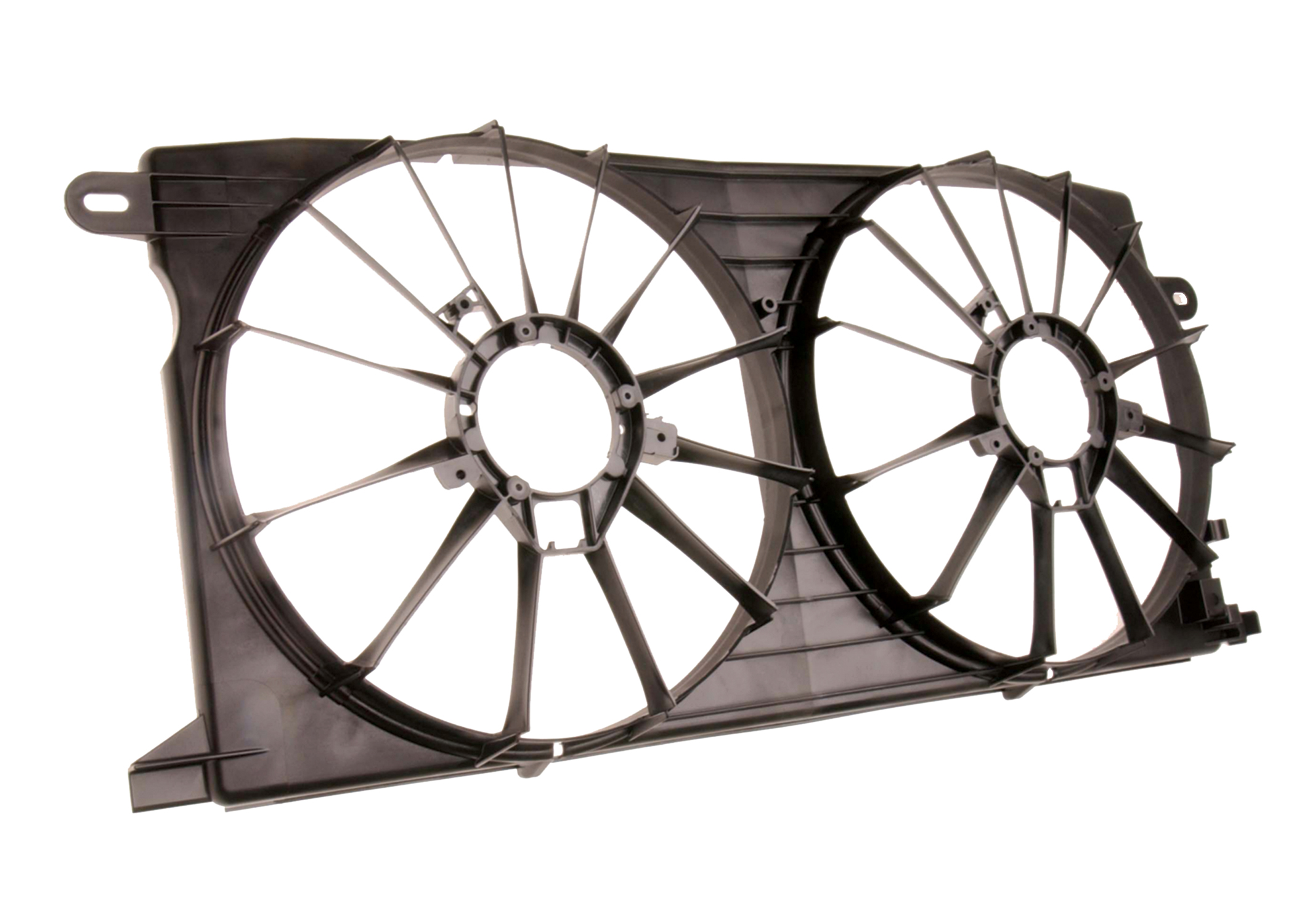 Engine Cooling Fan Shroud
