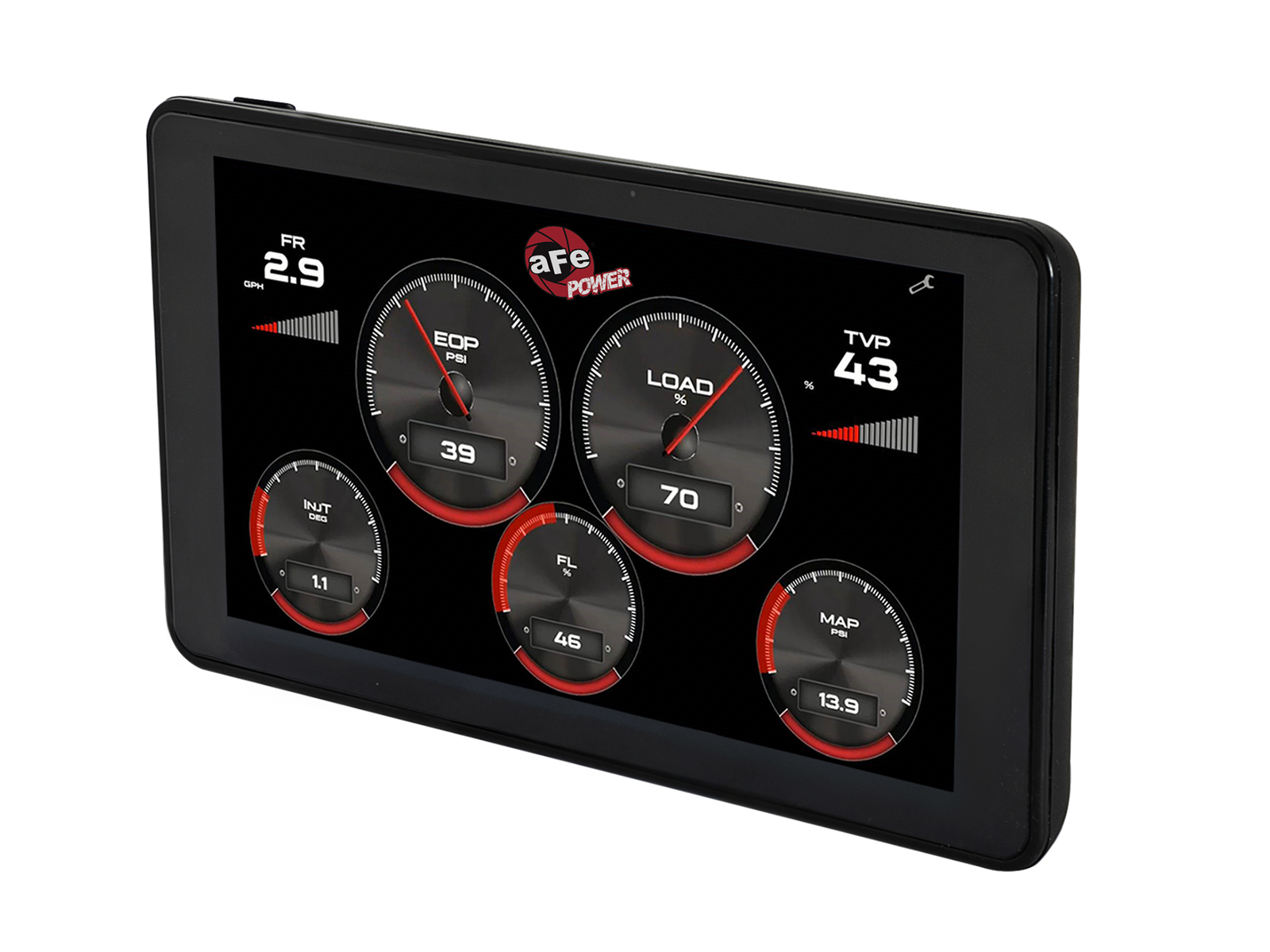 Driver Information Display Control Module
