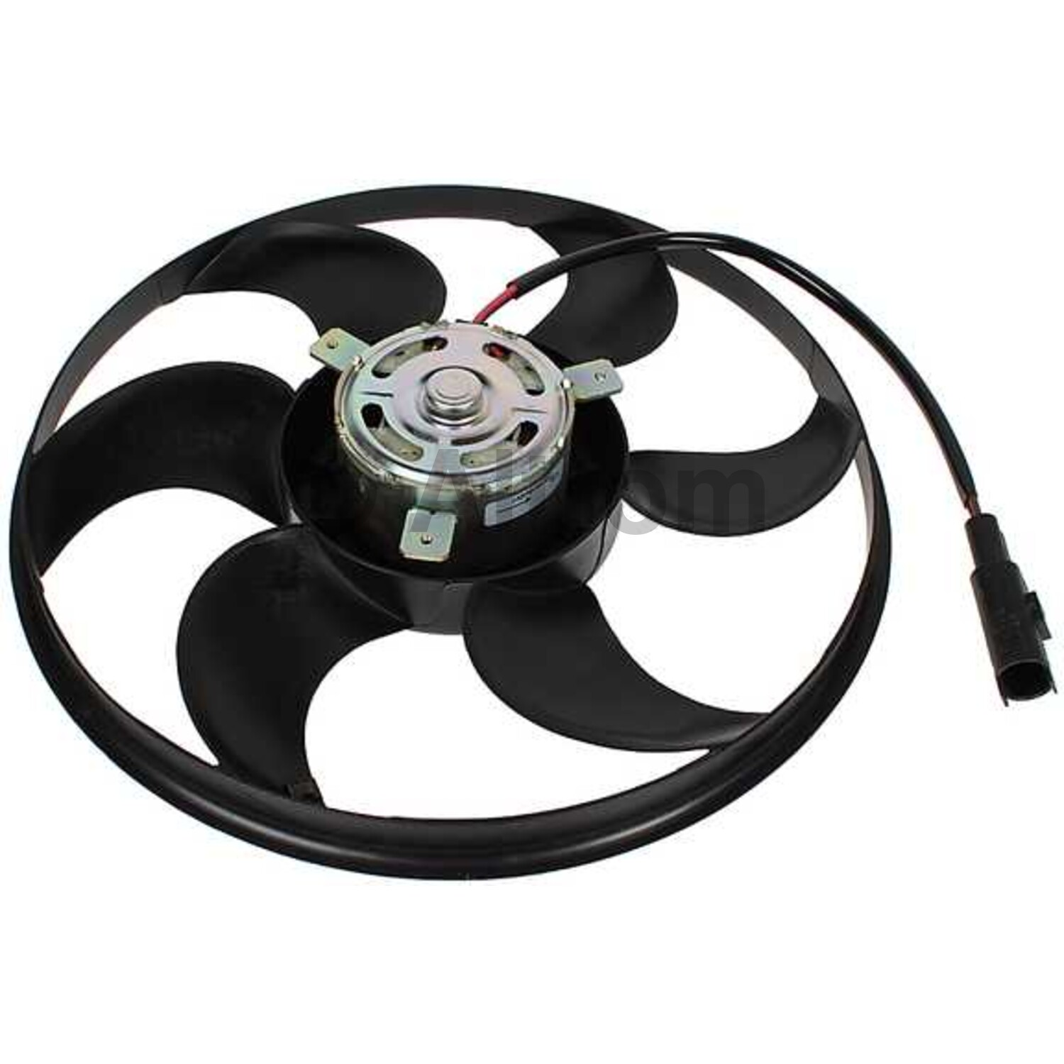 Auxiliary Engine Cooling Fan Assembly