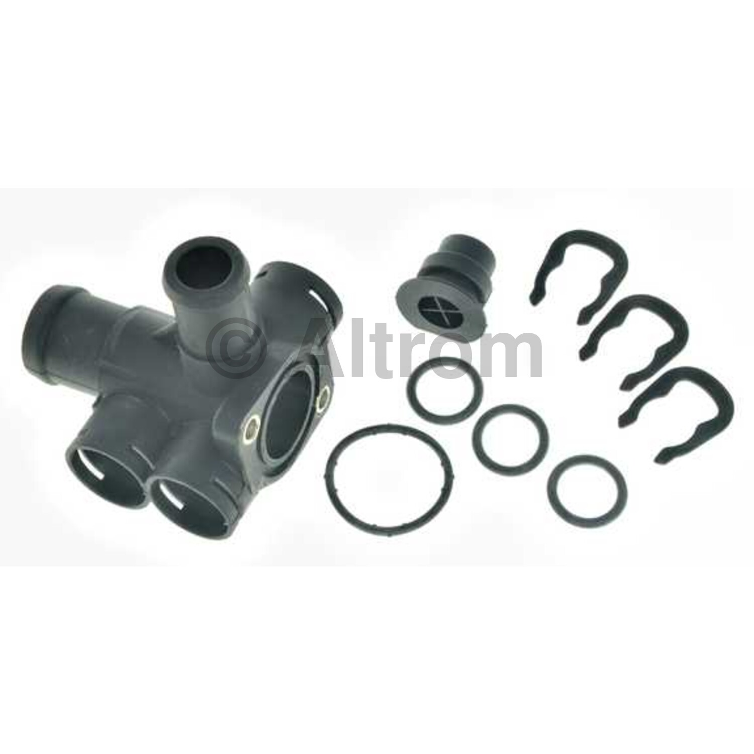 Engine Coolant Pipe Kit