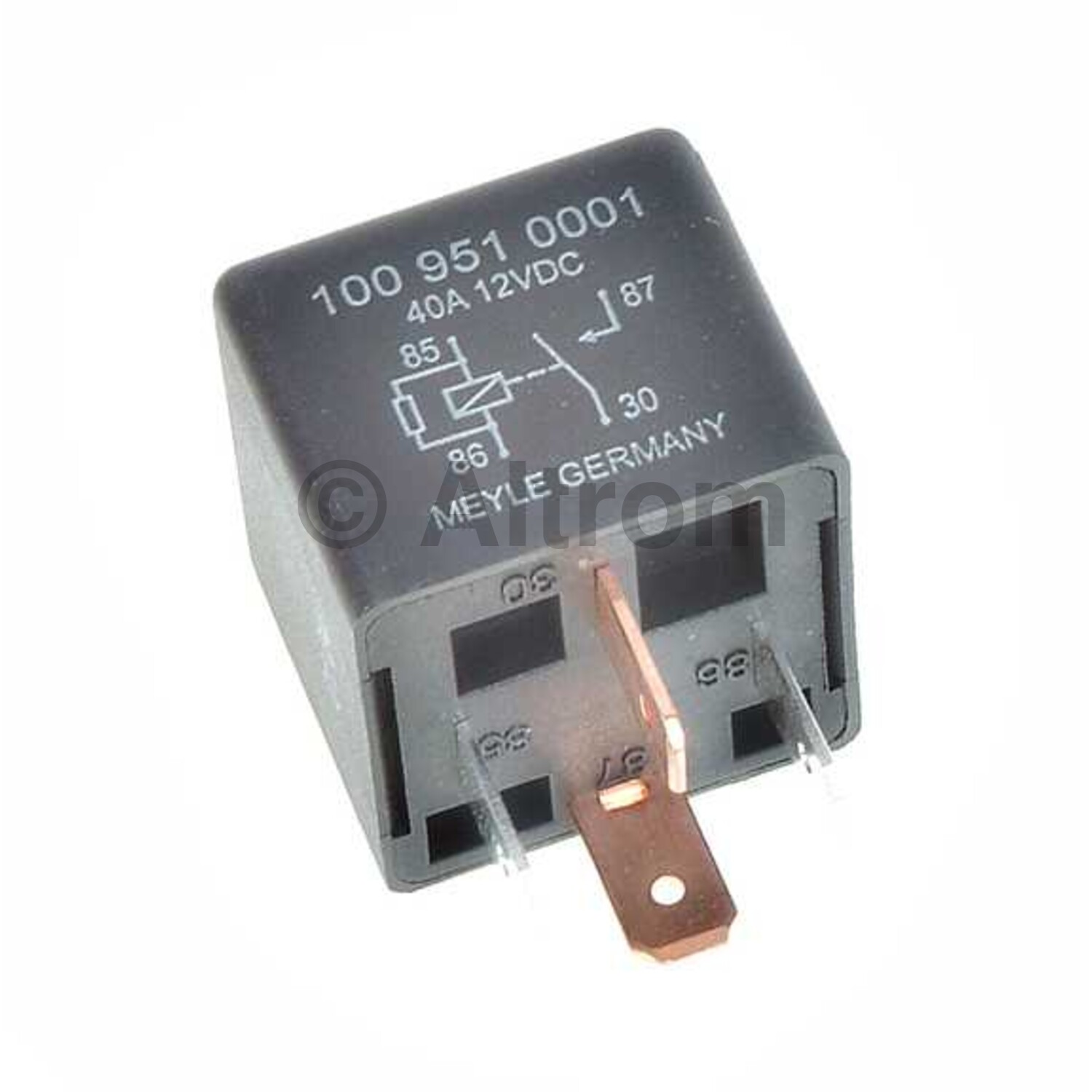 Heated Seat Relay