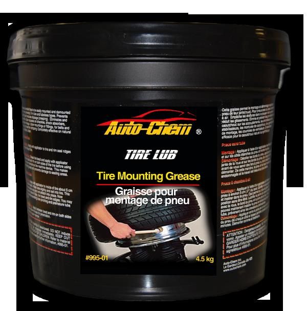 Tire Mounting Lubricant