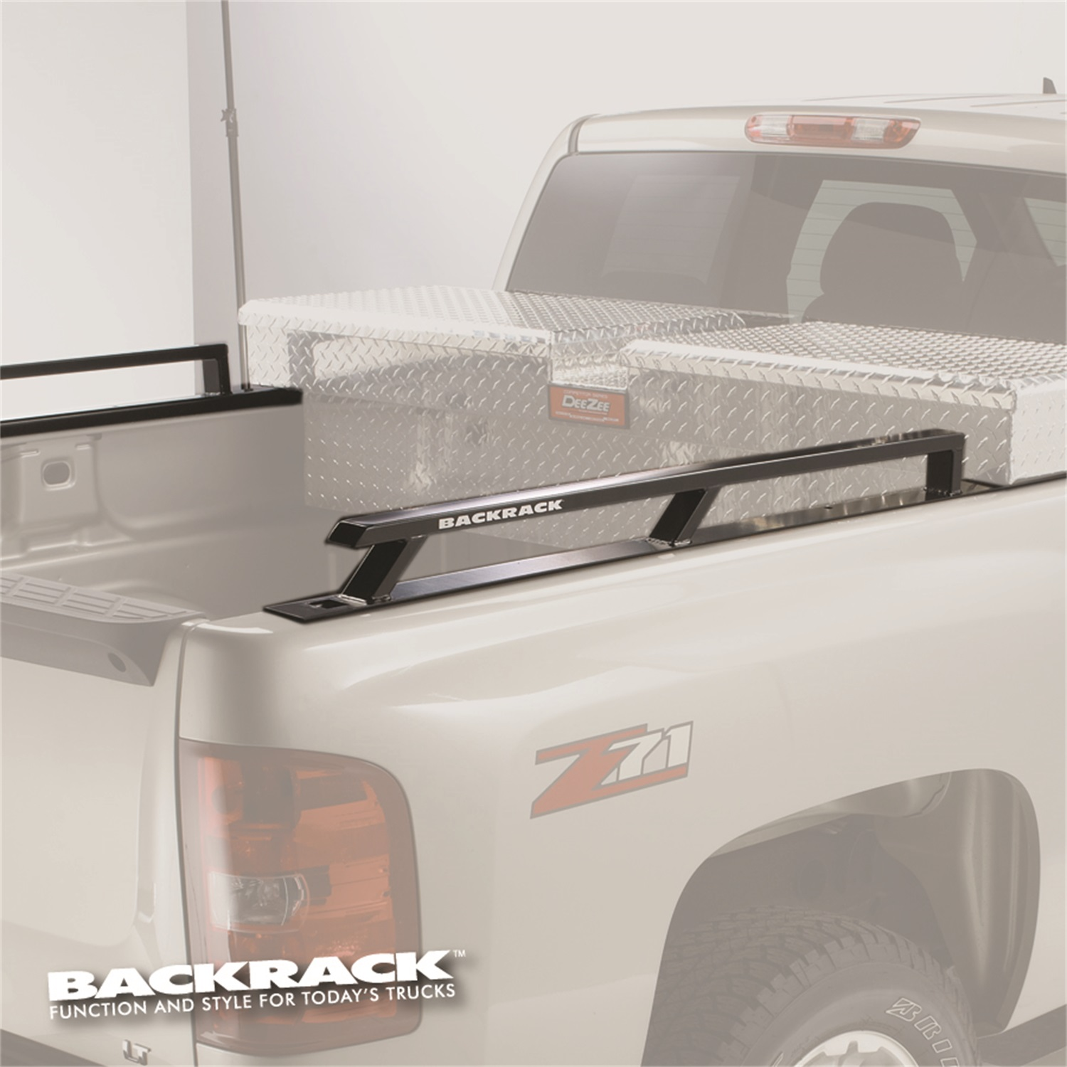 Truck Bed Side Rail