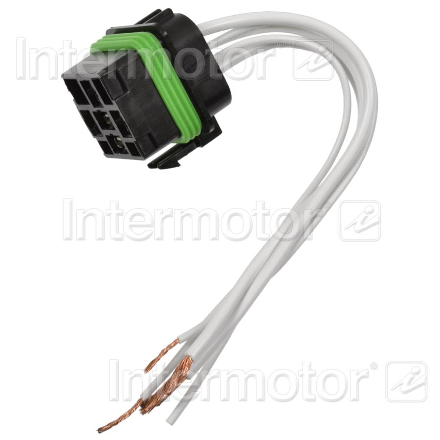 ABS Control Module Relay Connector