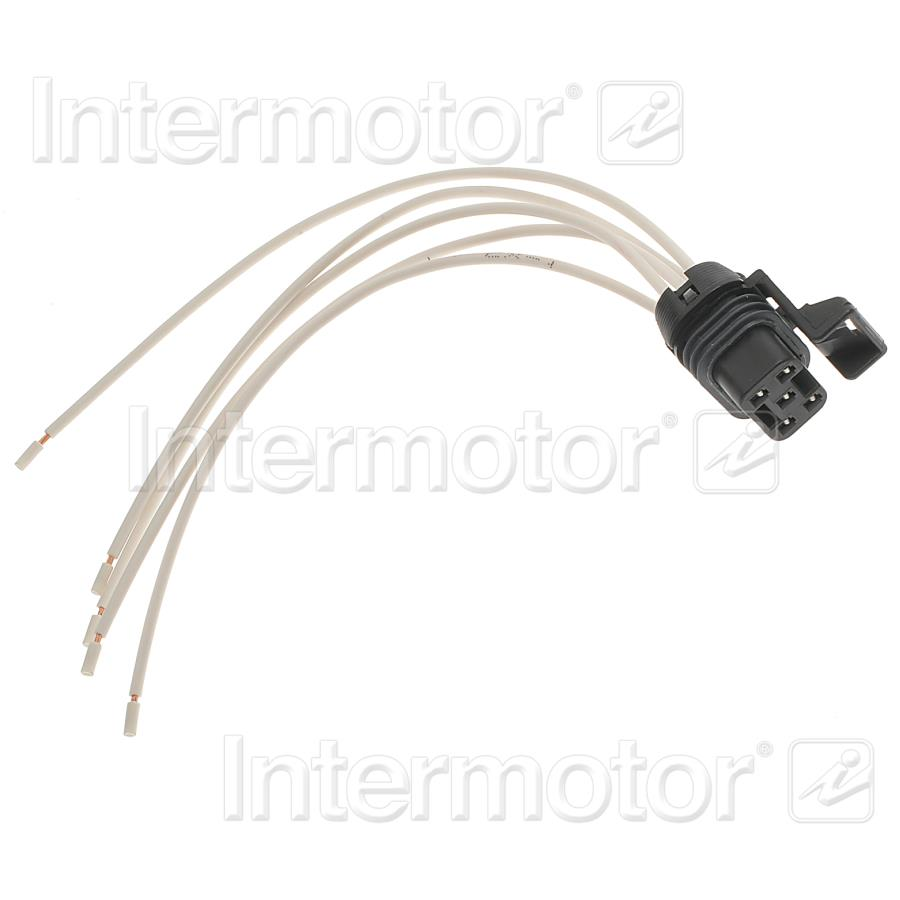 ABS Modulator Solenoid Connector