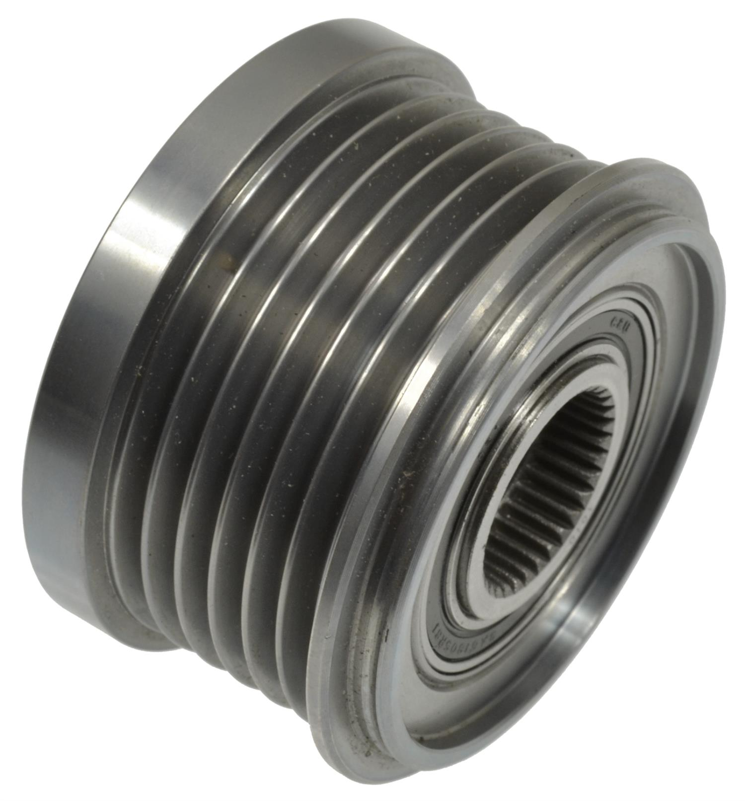 Alternator Decoupler Pulley