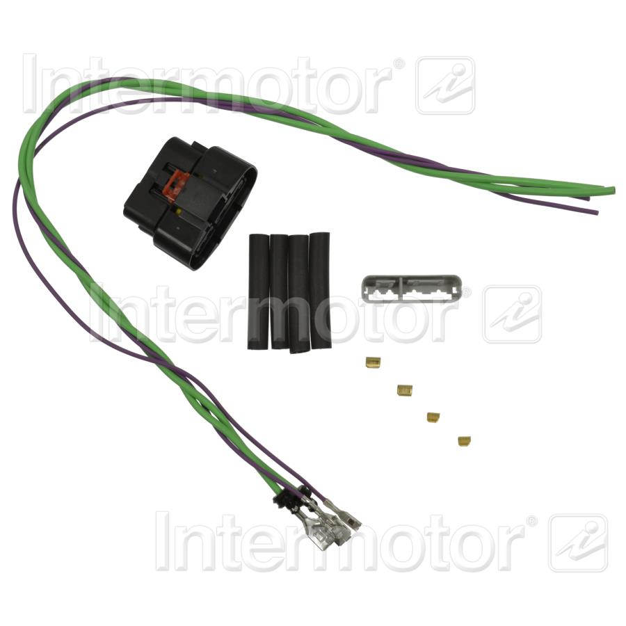 Engine Cooling Fan Motor Relay Connector