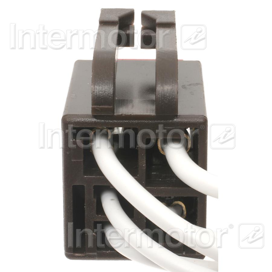 Fuel Pump Bypass Relay Connector