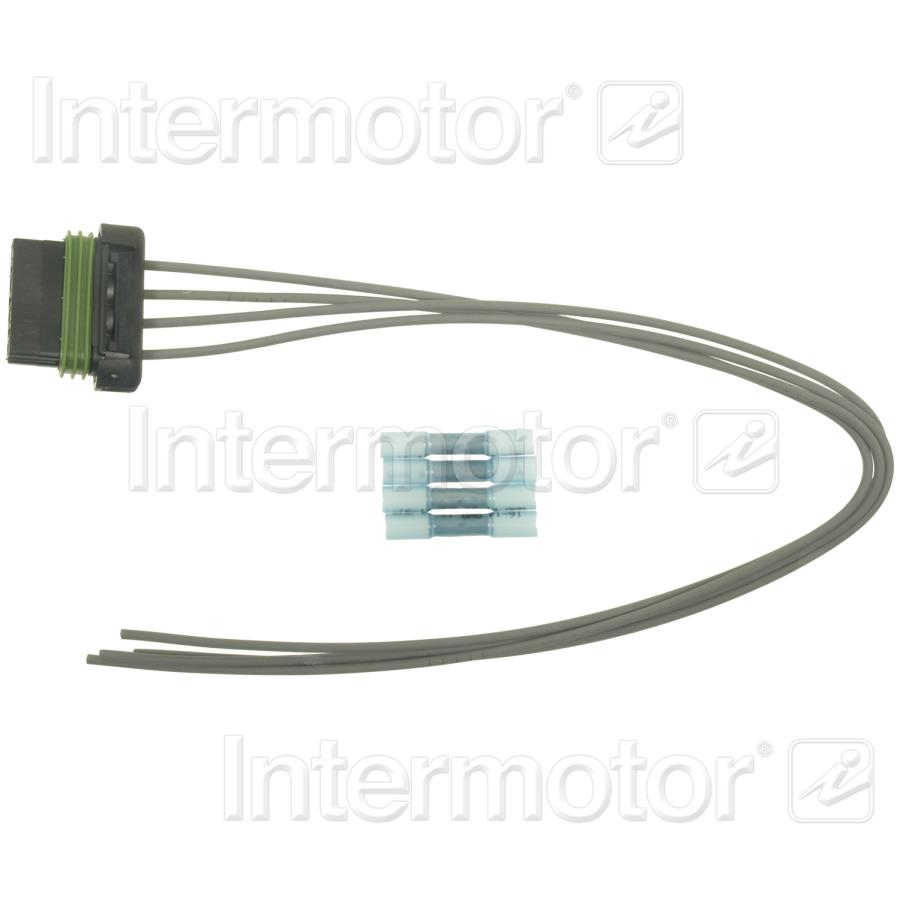 Headlight Control Module Connector