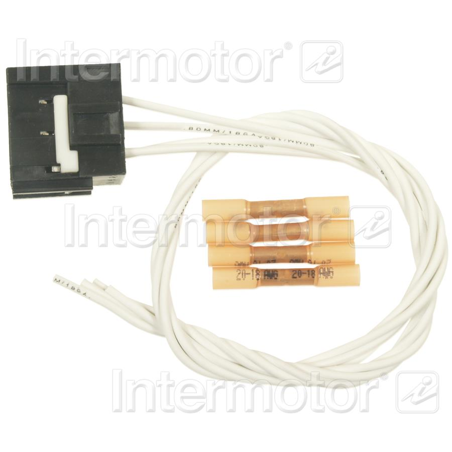 Heated Door Mirror Relay Connector