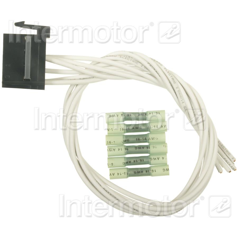 Liftgate Release Relay Connector
