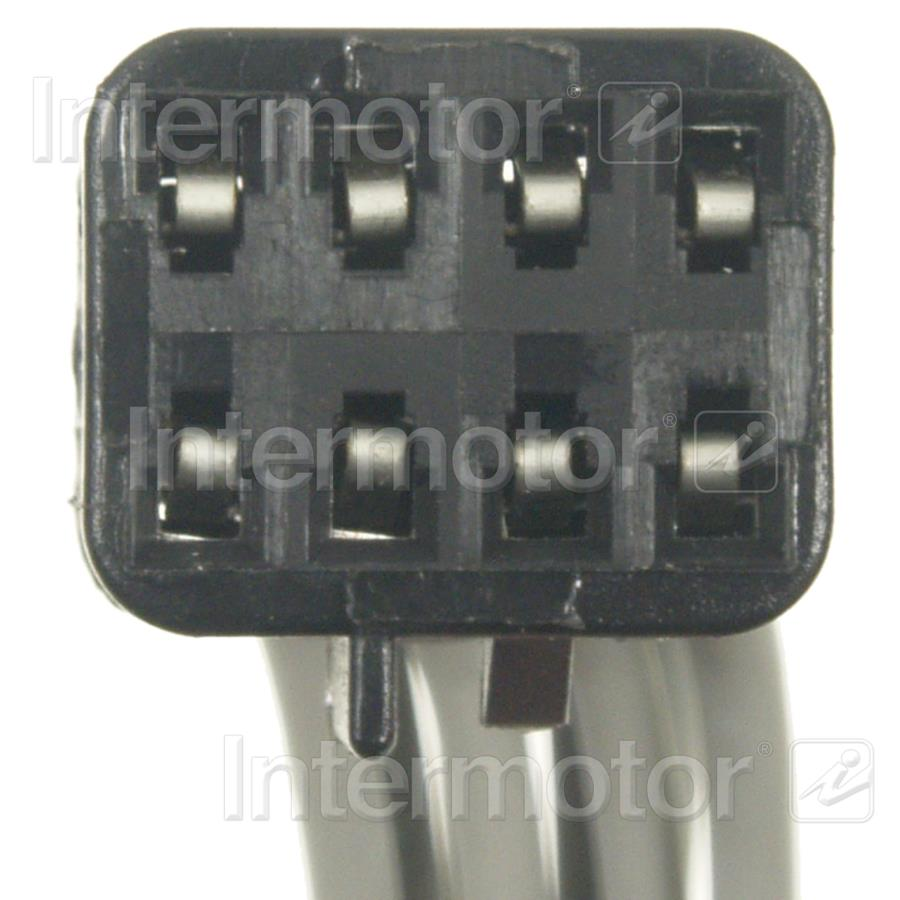 Parking Brake Control Module Connector