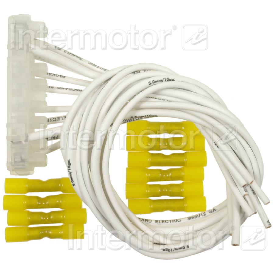 Power Window Switch Connector