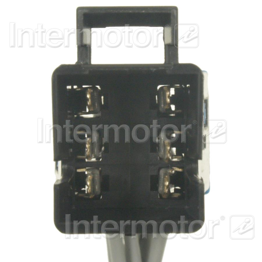 Seat Lumbar Motor Connector