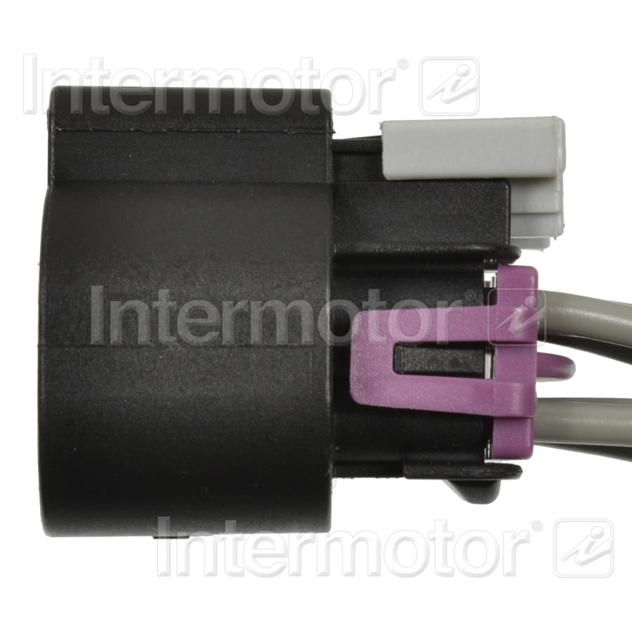 Throttle Actuator Control Module Connector