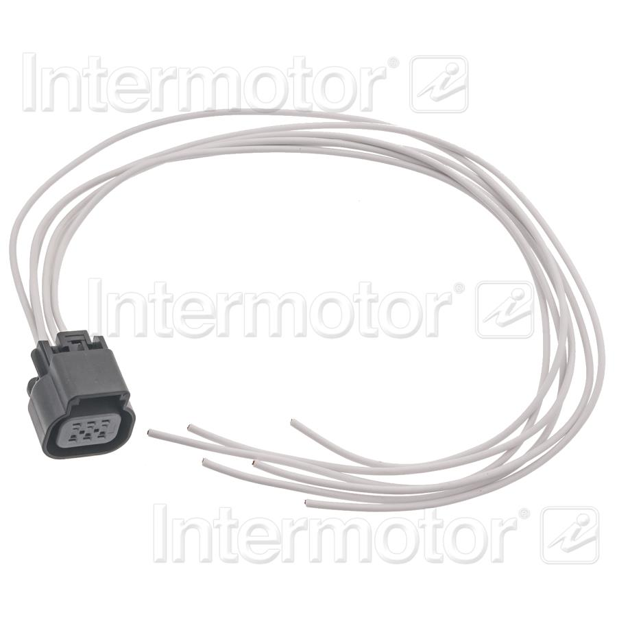 Throttle Control Motor Connector