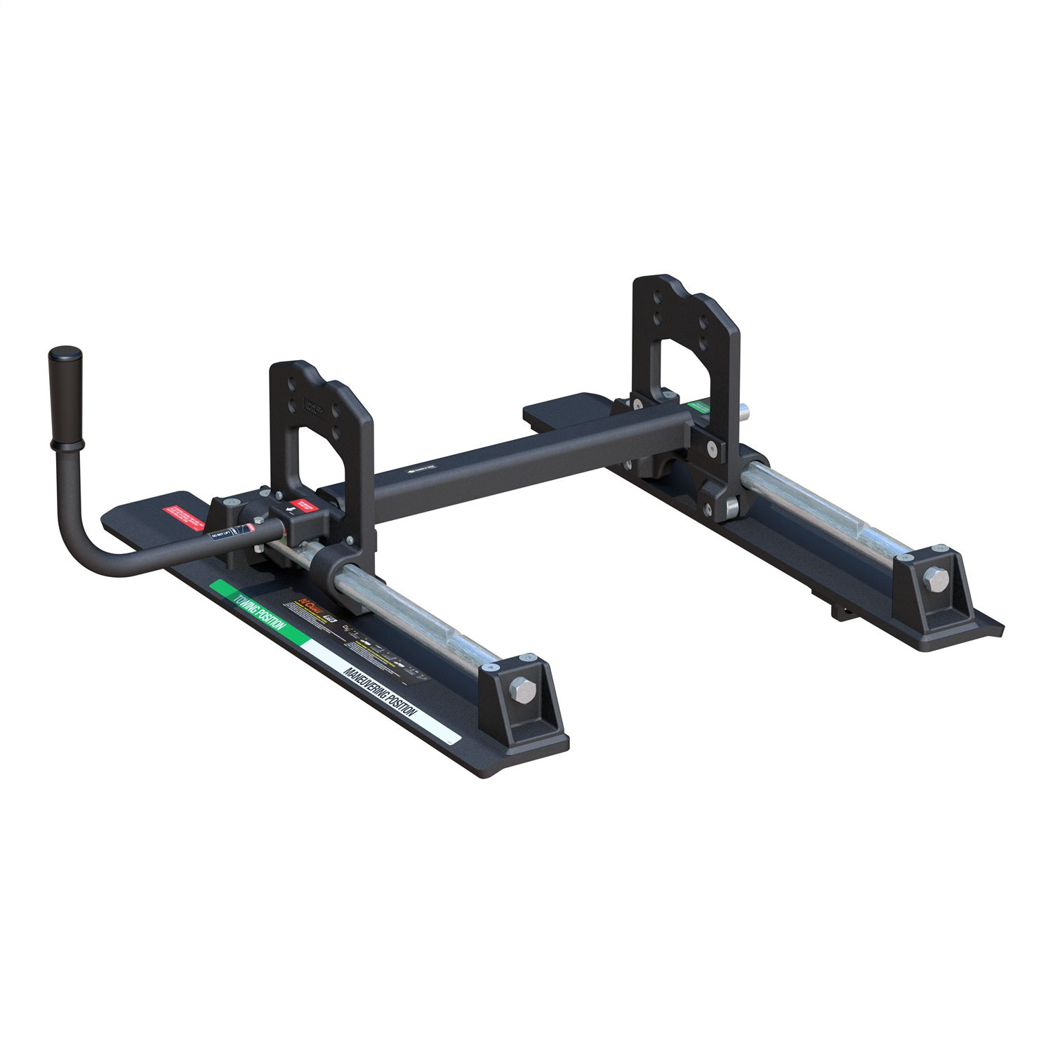 Fifth Wheel Trailer Hitch Roller
