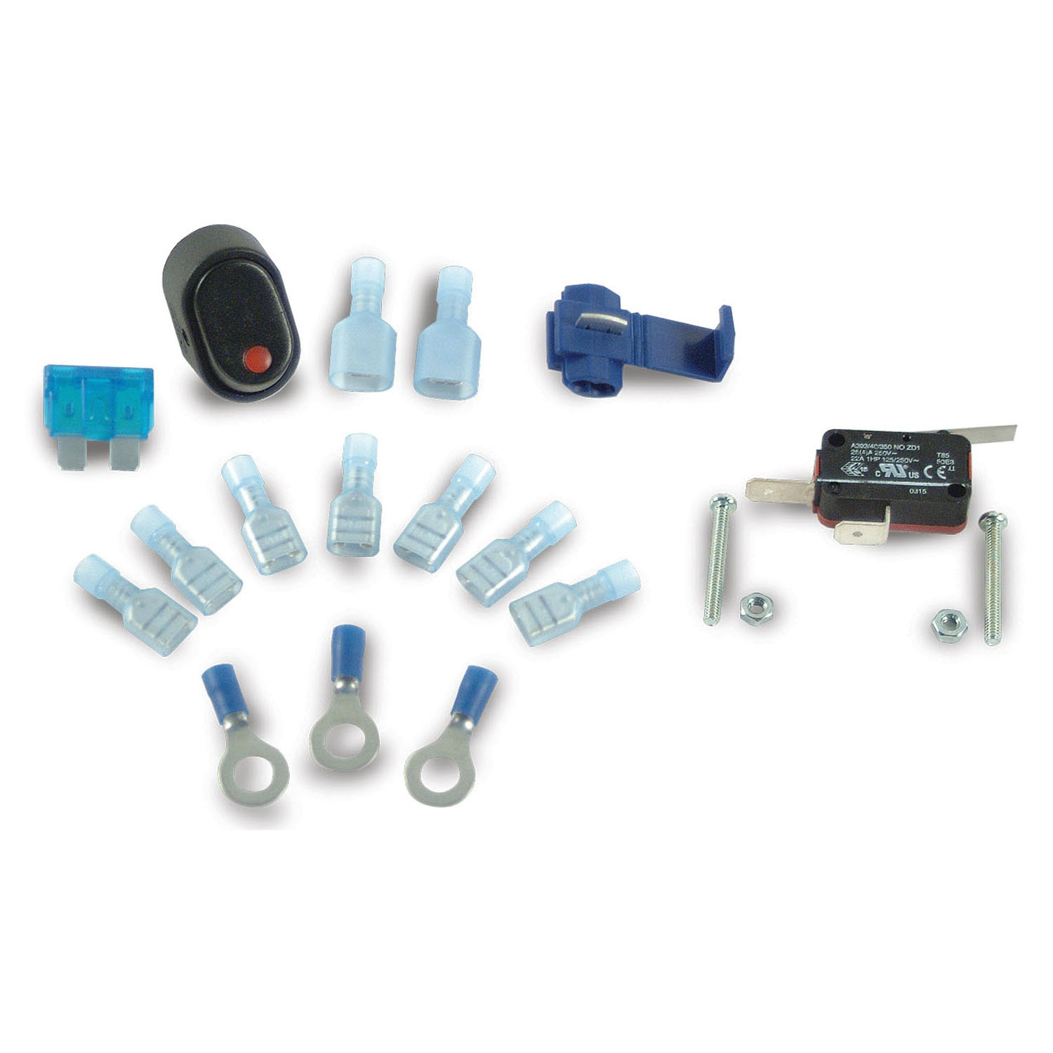 Carbon Dioxide System Throttle Switch Kit