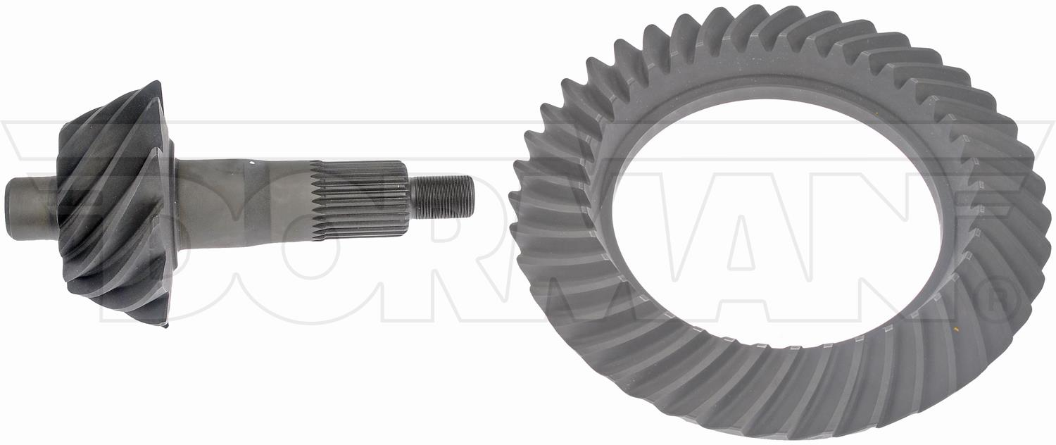 Differential Ring and Pinion