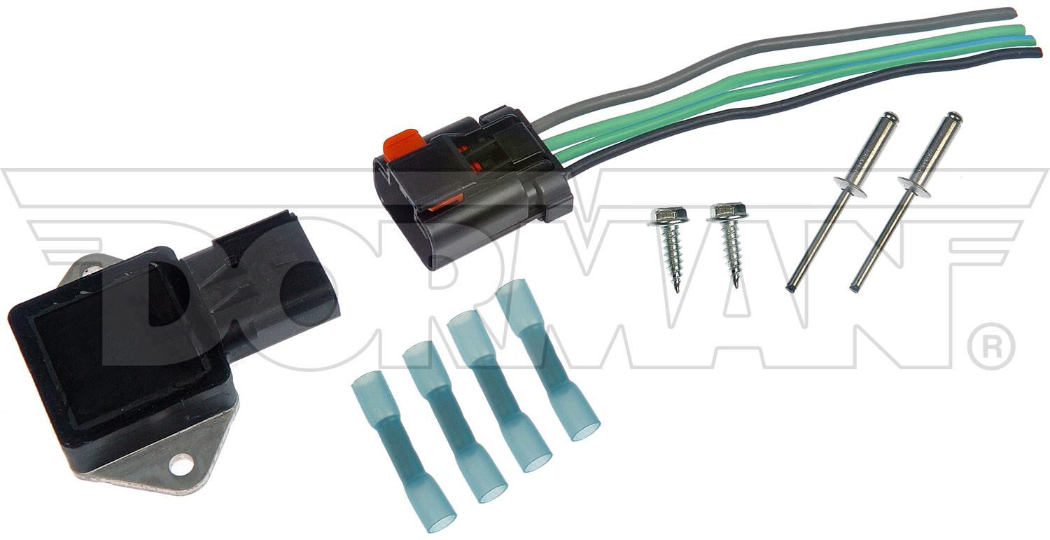 Engine Cooling Fan Relay Kit
