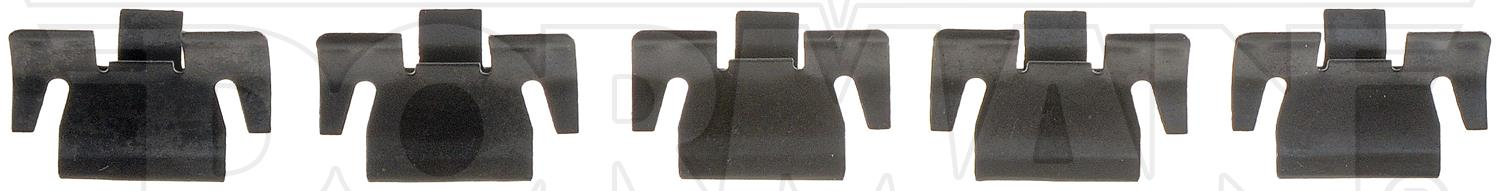 Power Seat Switch Retaining Clip