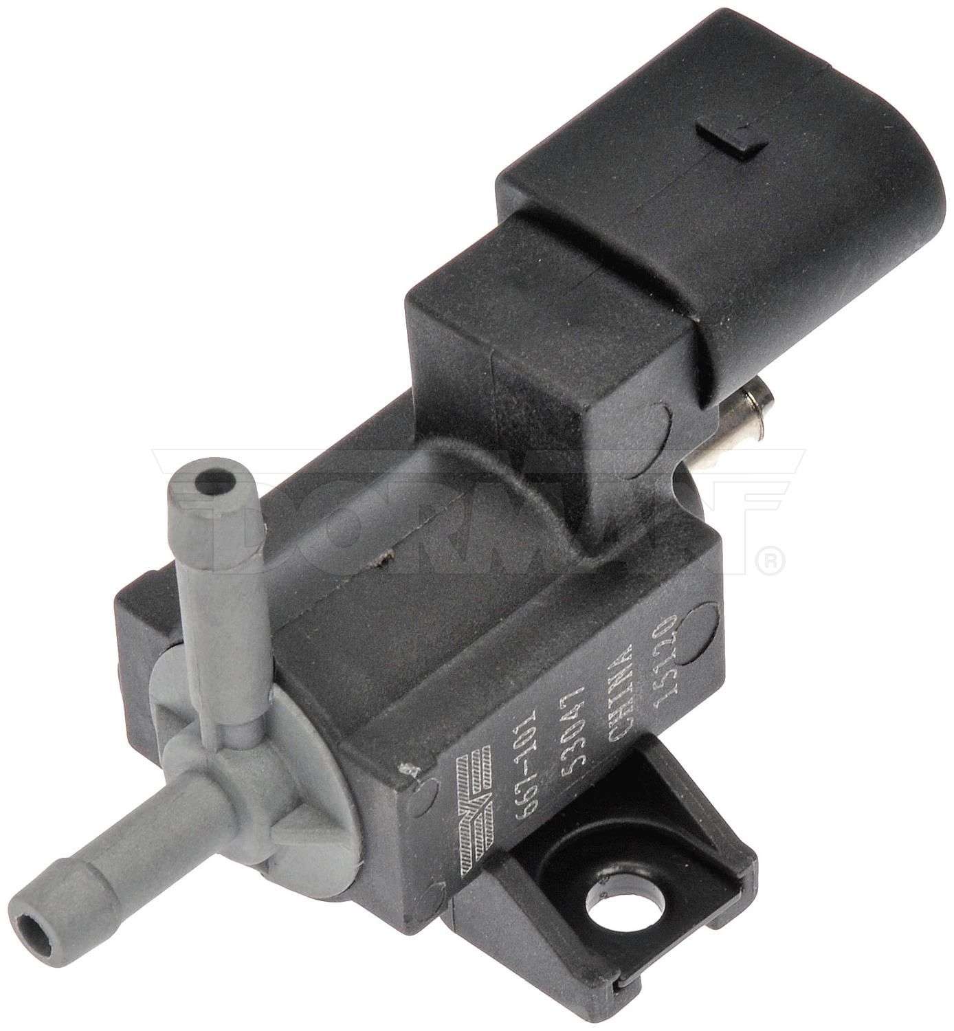 Turbocharger Boost Solenoid