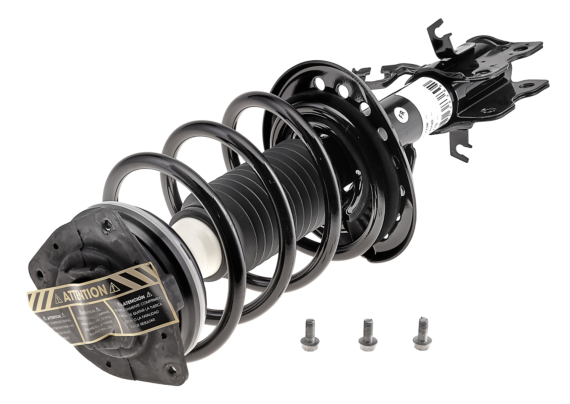 Suspension Strut and Coil Spring Assembly