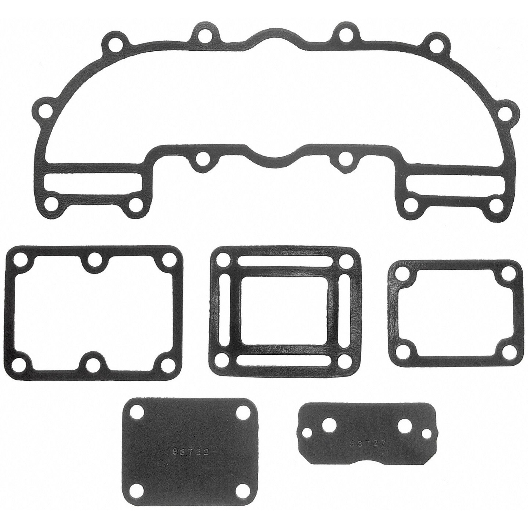 Exhaust Manifold Heat Exchanger Gasket