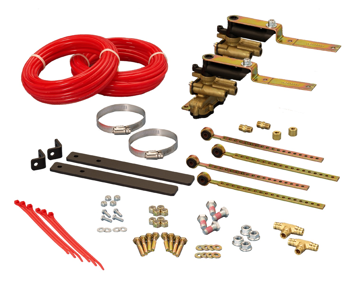 Air Suspension Compressor Kit