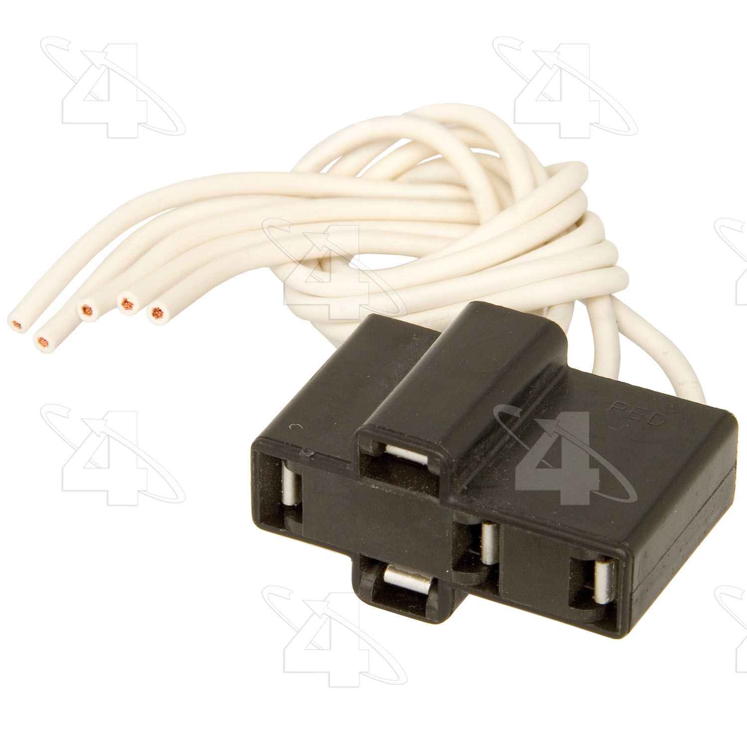 HVAC Blower Relay Harness Connector