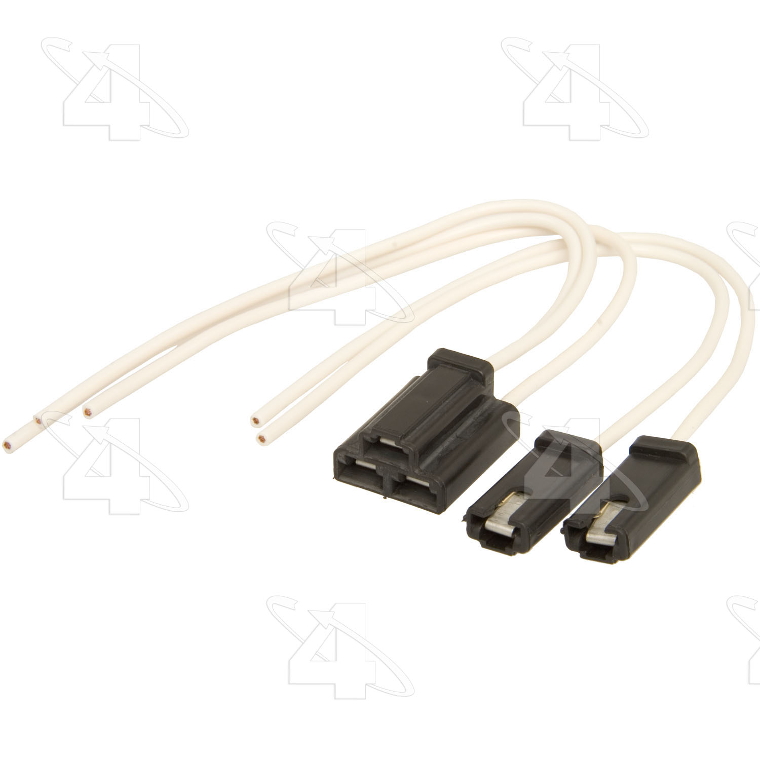 HVAC Control Vacuum Harness Connector