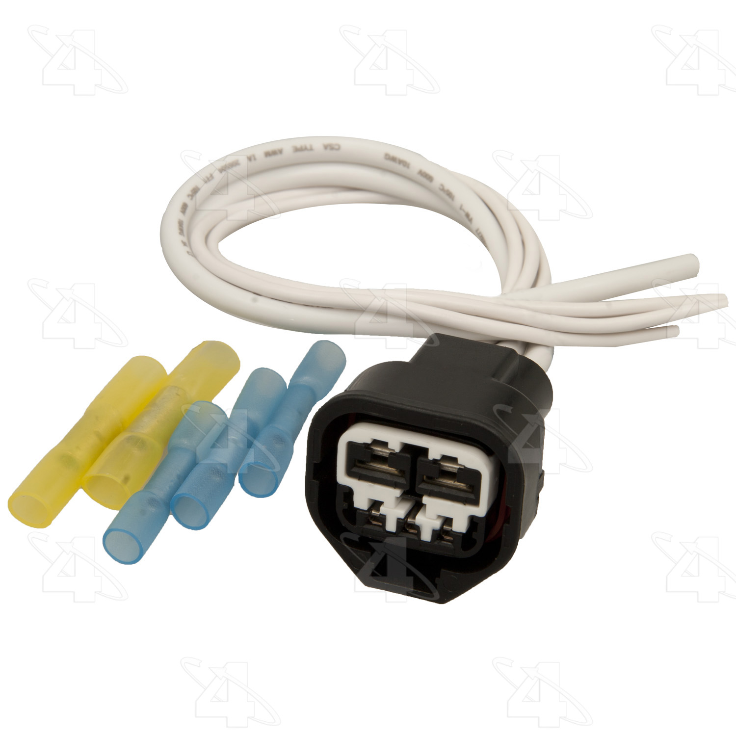 HVAC Variable Speed Blower Controller Module Connector