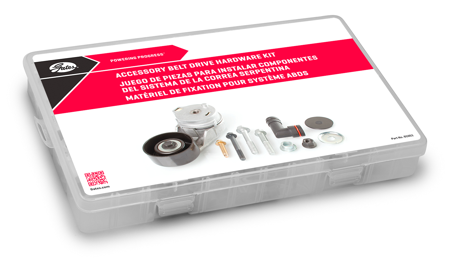 Accessory Drive Hardware Kit