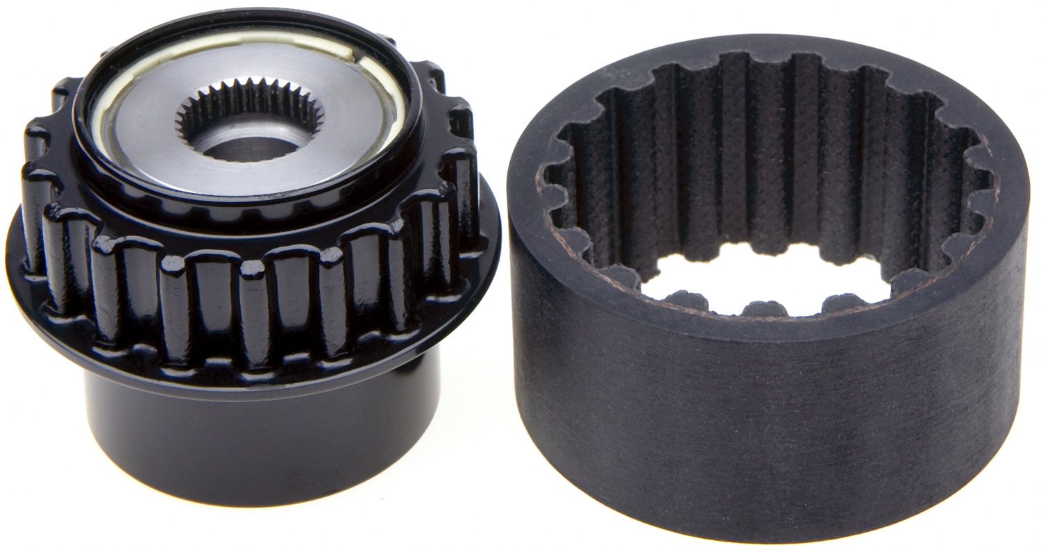 Alternator Coupler and Decoupler Kit