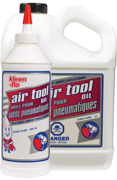 Air Tool Hose Oil