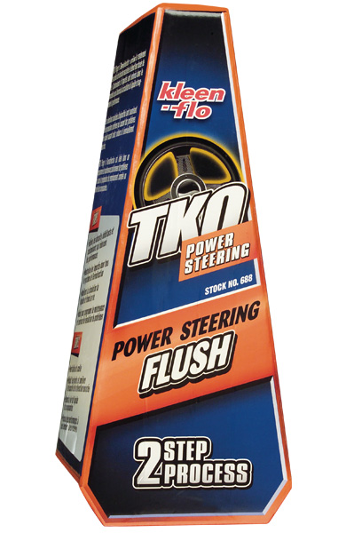 Power Steering Flush