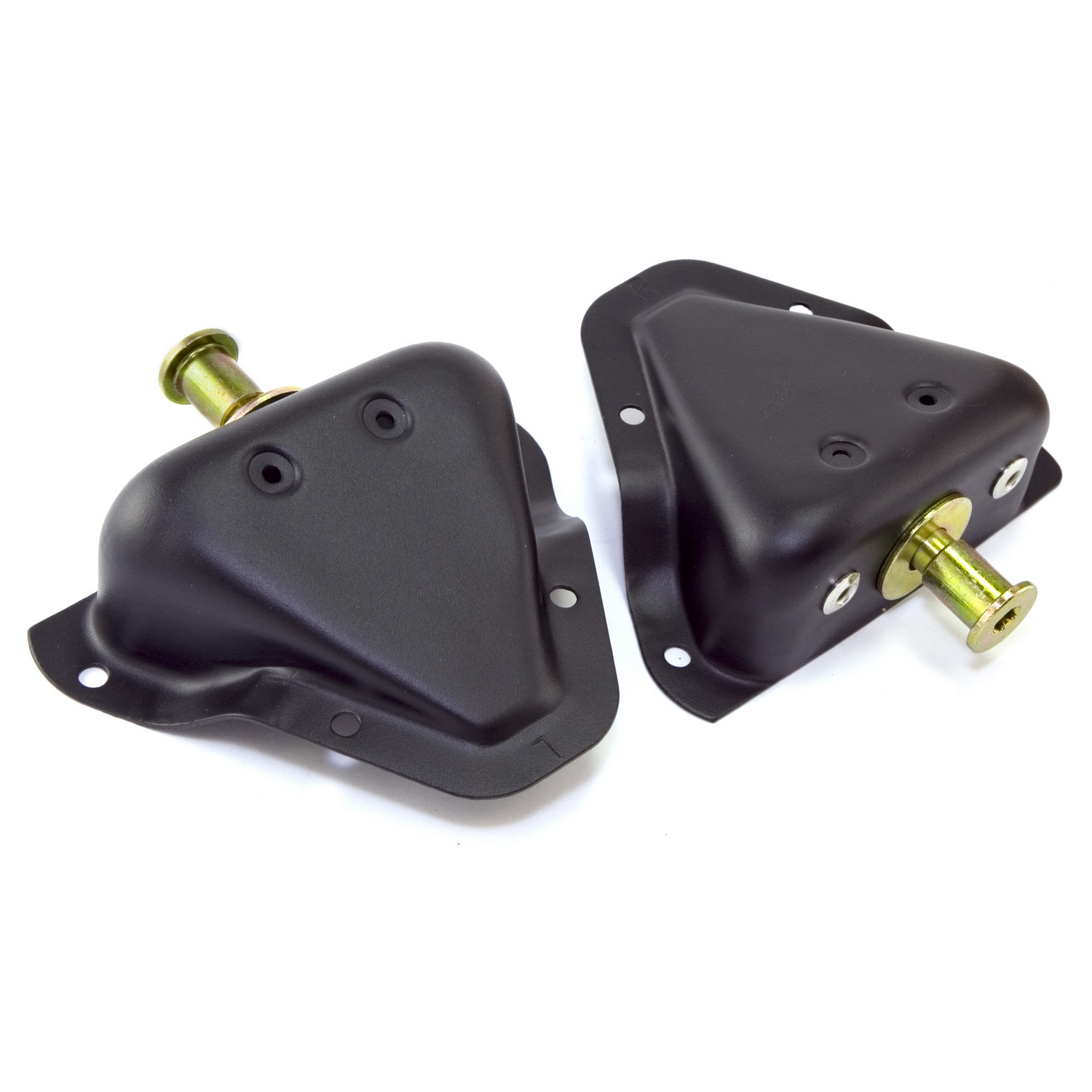 Door Latch Striker Plate