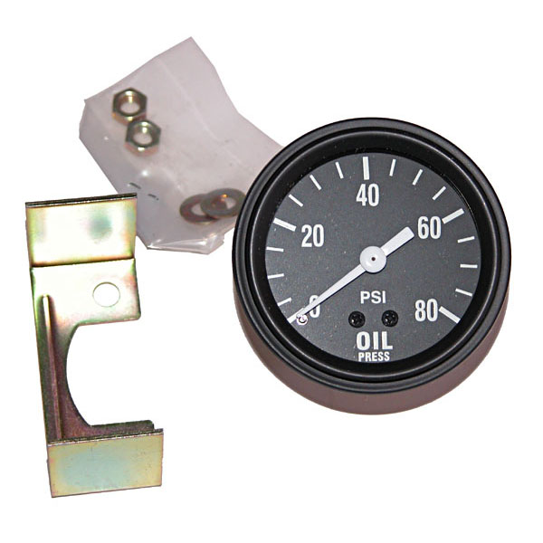 Engine Oil Pressure Gauge