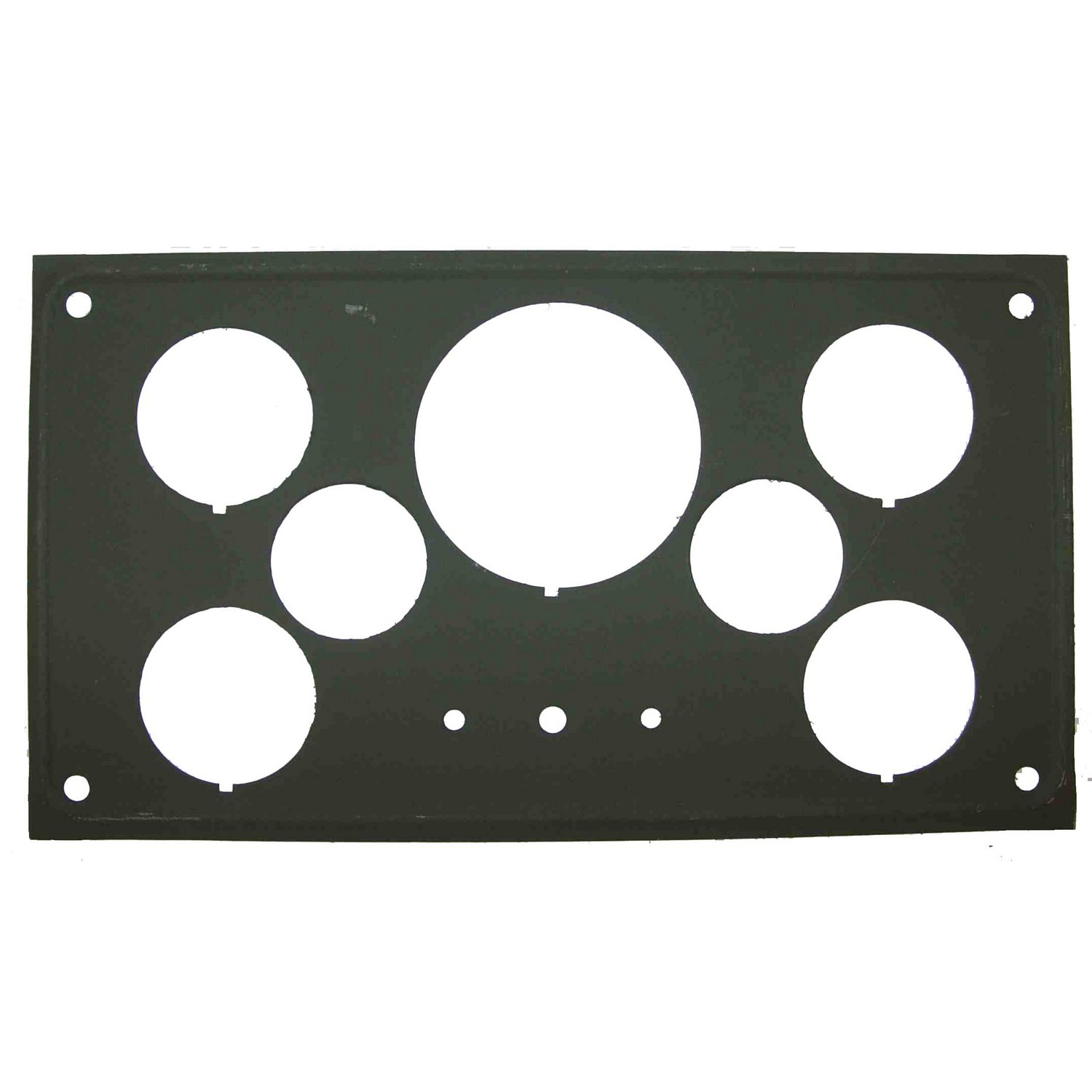 Instrument Cluster Backing Plate