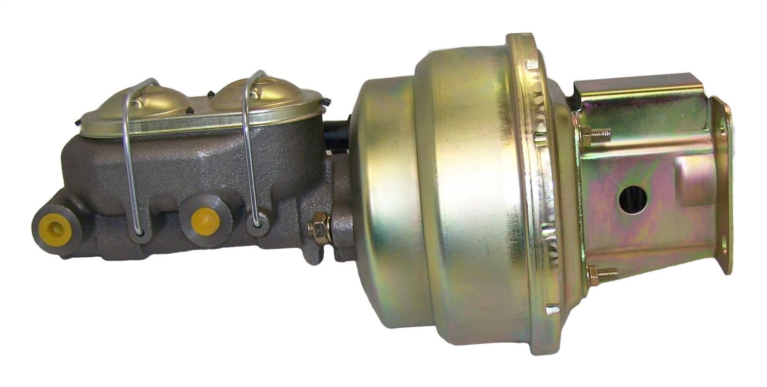 Power Brake Booster with Brake Master Cylinder