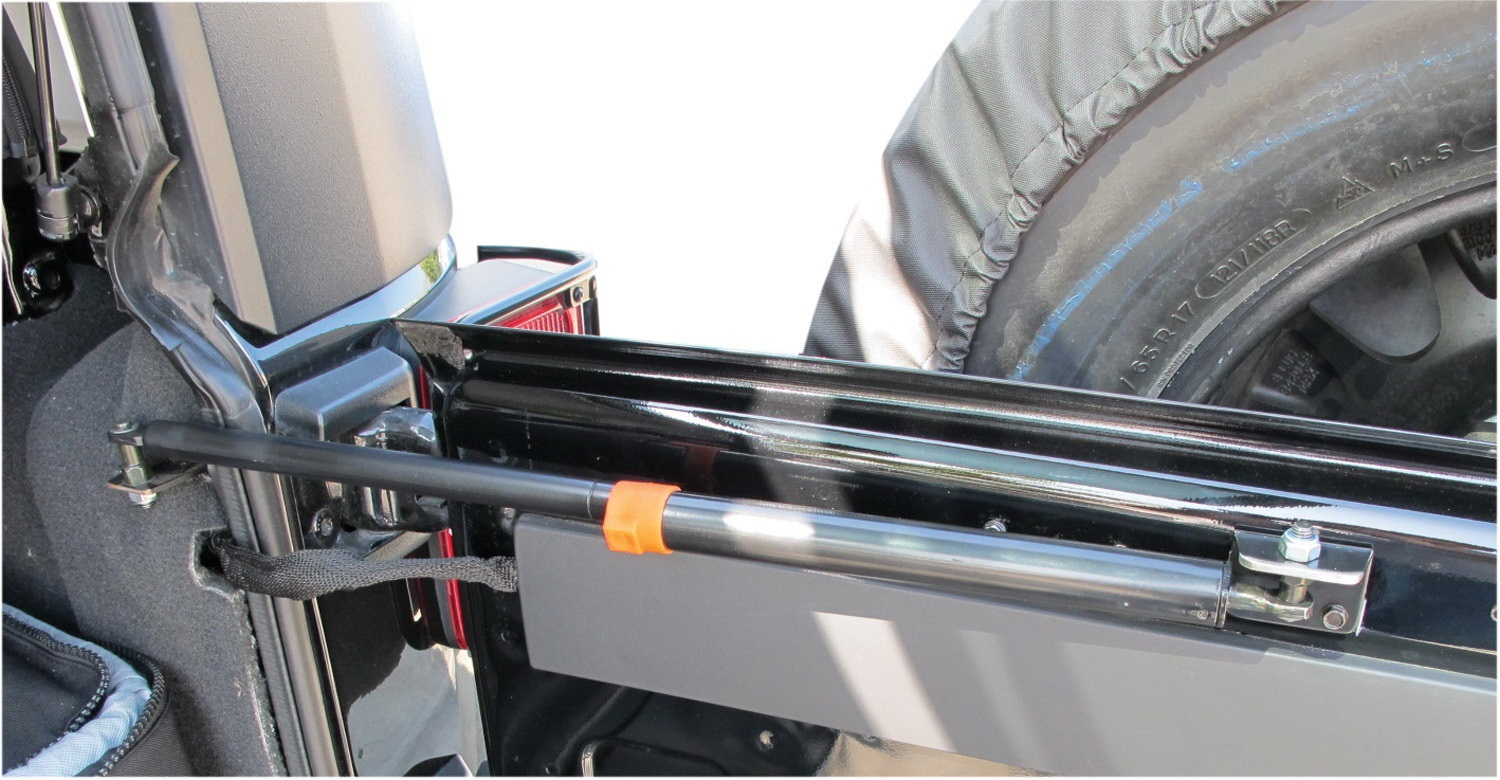 Liftgate Lift Support