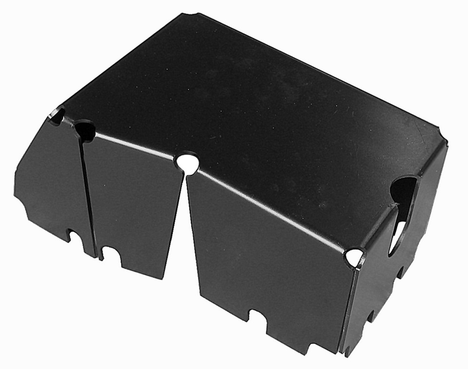 Engine Oil Pan Cover
