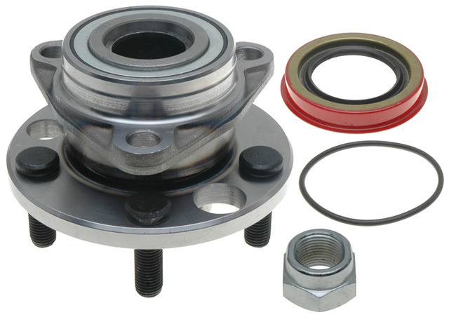 Axle Bearing and Hub Assembly Repair Kit