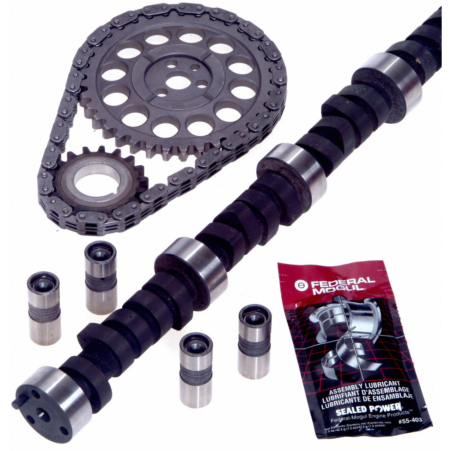 Engine Camshaft Follower and Timing Kit