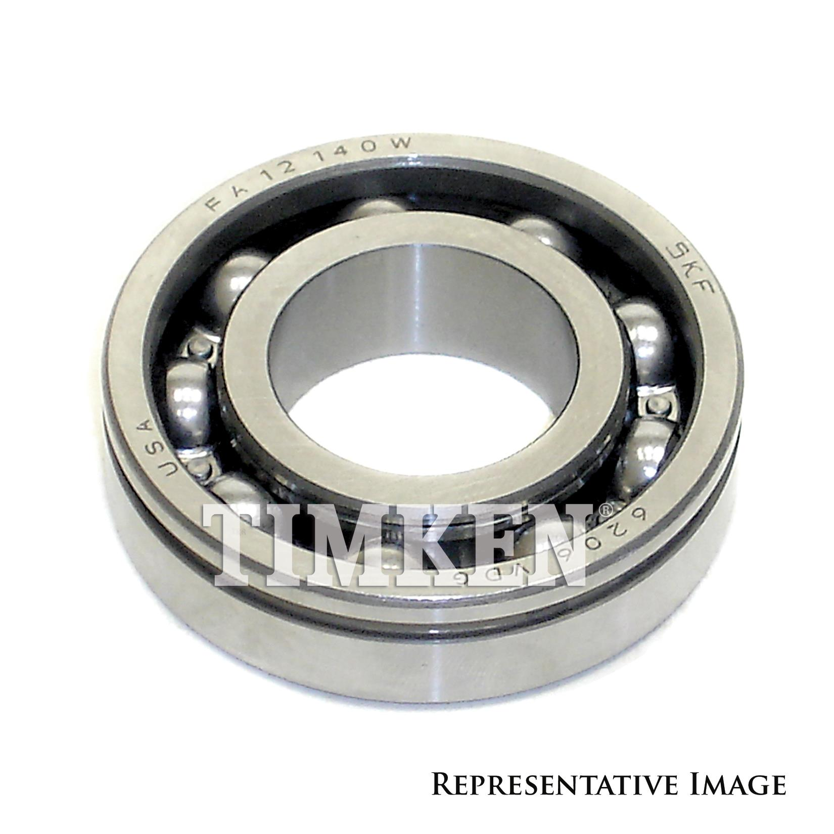 Differential Pinion Pilot Bearing