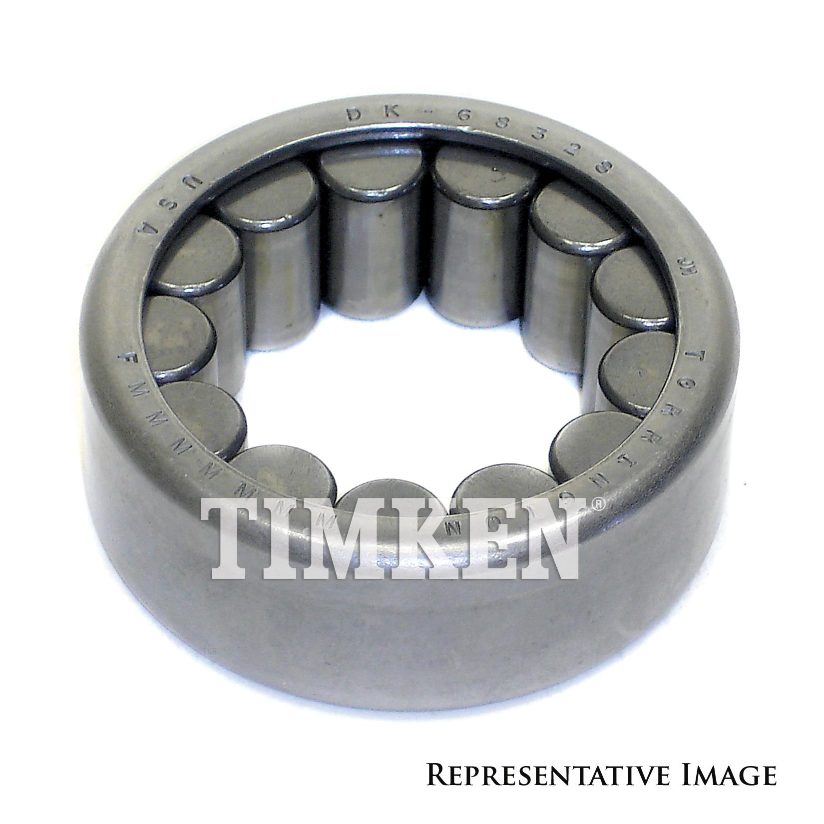 Manual Transmission Intermediate Shaft Bearing