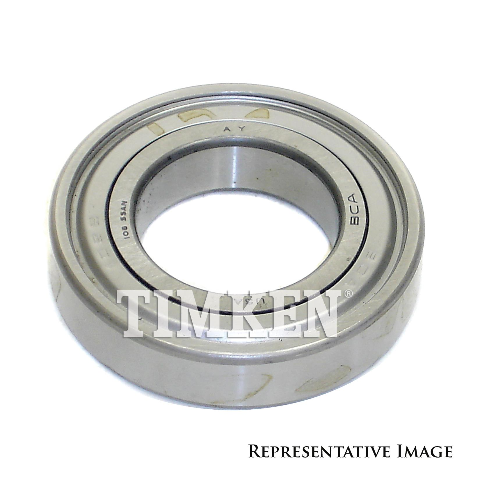Power Steering Pump Shaft Bearing