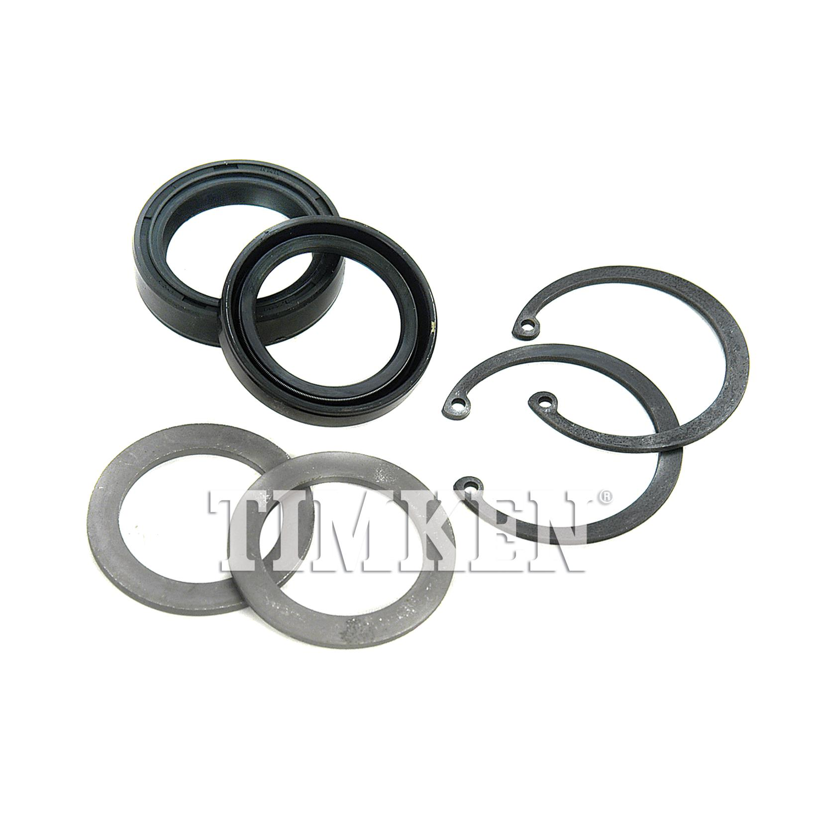 Steering Gear Pitman Shaft Seal Kit